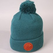 Beanie Malita Environment dark sea pompon