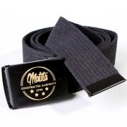 Belt Malita Constructed black