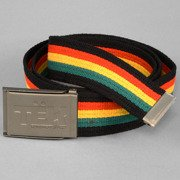 Belt Teknik Classic black/green/yellow/red