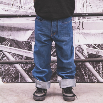Pants FORMULA ONE / loose fit << hit >>