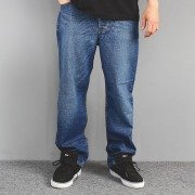 Pants LOG II Blue / loose fit