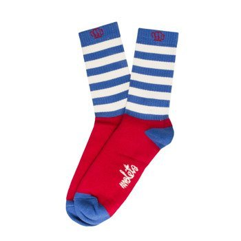 Socks Malita  Wanted bright blue/red
