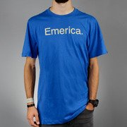 T-shirt Emerica PURE blue