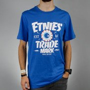 T-shirt Etnies TRADEMARK royal