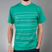 T-shirt STRIPES green << HIT >>