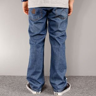 Pants Blue Jeans / loose fit <<  HIT >>