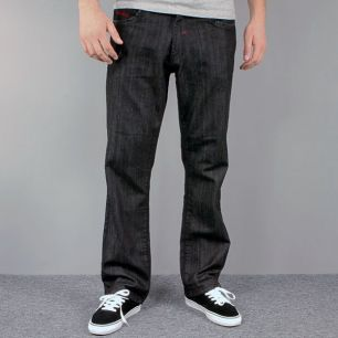 Pants DAGGER black / normal fit