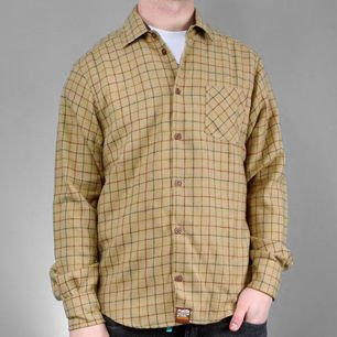 Shirt Polo light brown