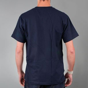 T-shirt LUCHA navy << HIT >>