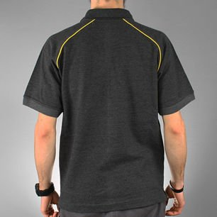 T-shirt Polo Malita Graphite