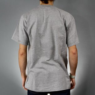 T-shirt THUNDER h-grey