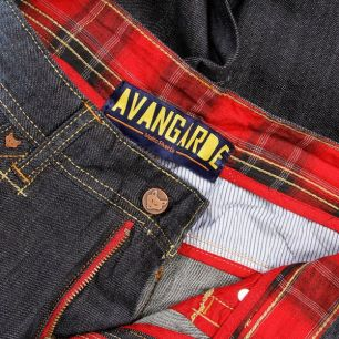 Spodnie AVANGARDE II navy / normal fit << HIT >>