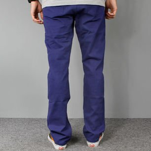 Spodnie ROTTEN Navy Blue - slim fit << HIT >>