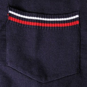 Sweter CARDIGAN navy