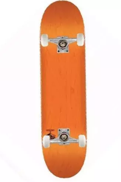 "DESKOROLKA MINI LOGO BIRCH ""15"" 8.0"" 242 K20 CHEVRON DETONATOR ORANGE"