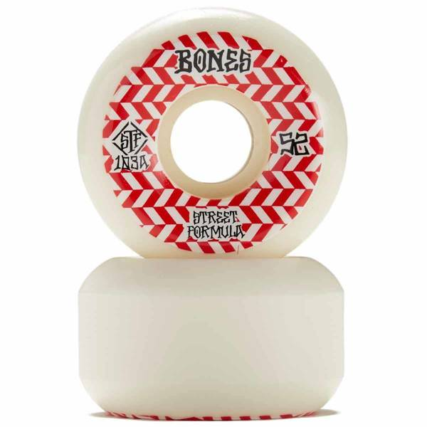 Koła Bones Wheels STF PATTERNS V5 SIDECUT 52MM