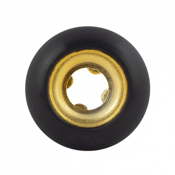 Koła Ricta Nyjah Huston Pro Chrome Core Teal Slim Black/ Gold 99a 52mm (zestaw 4szt.)