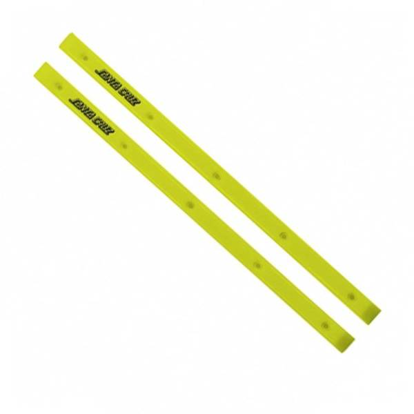 Railsy Santa Cruz Smile Rails Neon Yellow (zestaw 2szt.)