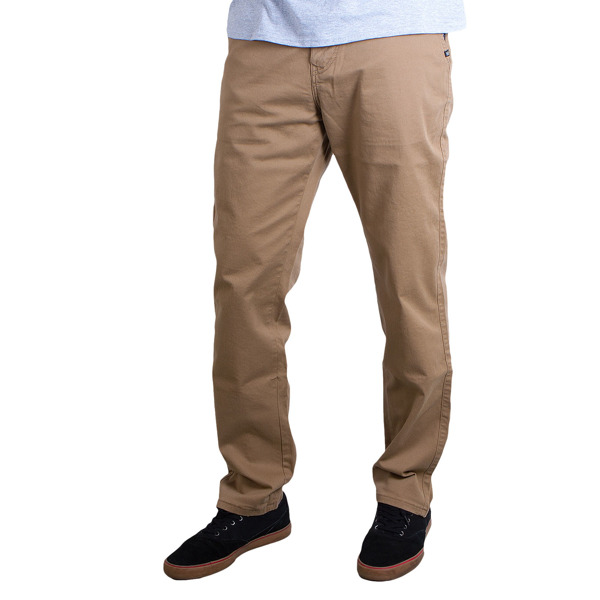 Spodnie Malita Chino low stride/ beige